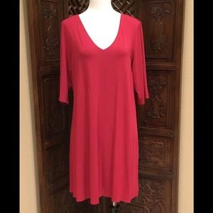 ❤️ EILEEN FISHER DRESS SIZE LARGE